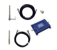 Усилитель сотовой связи комплект Baltic Signal BS-GSM-60-kit (до 100 м2) фото 1