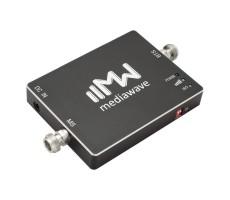 Репитер 3G MediaWave MWS-W-B23 (65 дБ, 50 мВт) фото 2