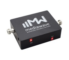 Усилитель GSM+3G MediaWave MWD-EGW-B23 (до 200 м2) фото 2