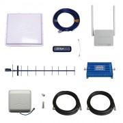 Усилитель GSM+3G+4G Дача-Максимум Комбо (до 200 м2)