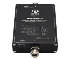 Репитер GSM Kroks RK900-45N (45 дБ, 10 мВт) фото 5