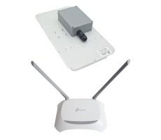 Усилитель интернета Astra 3G/4G MIMO LAN BOX c WiFi до 200 м2 фото 1