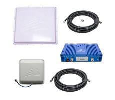 Усилитель сотового сигнала 3G Baltic Signal BS-3G-80-kit (до 600 м2) фото 1