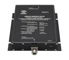 Репитер GSM+3G Kroks RK900/2100-55 N (60 дБ, 50 мВт) фото 5