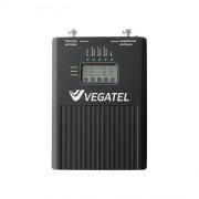 Репитер GSM/LTE1800+3G+4G Vegatel VT3-1800/2100/2600 LED (75 дБ, 320 мВт)