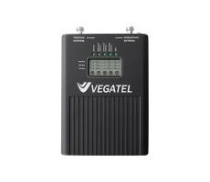 Репитер GSM/LTE1800+3G+4G Vegatel VT3-1800/2100/2600 LED (75 дБ, 320 мВт) фото 1