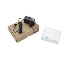 Роутер USB-WiFi MikroTik hAP ac lite (RB952Ui-5ac2nD) фото 5