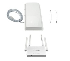Усилитель 3G/4G Дача-Универсал USB на базе антенны 2x15 дБ со встроенным модемом фото 1