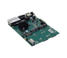 Материнская плата MikroTik RouterBOARD RBM33G фото 4