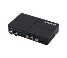 Приставка DVB Lumax DV2118HD фото 4