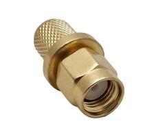 Разъём S-A111/5D (SMA-RP-male, обжимной, на кабель 5D, реверсный) фото 2
