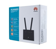 Роутер 3G/4G-WiFi Huawei B315s-22 черный фото 6