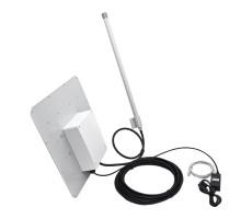 Уличная 3G/4G-интернет станция OMEGA MIMO POE BOX с раздачей WiFi до 1 га фото 1