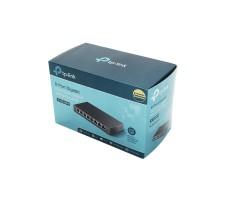 Коммутатор TP-Link TL-SG108PE (8 x 1000 Mbps) фото 7