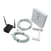 Комплект 3G/4G Kroks KSS15-3G/4G-MR MIMO (Роутер 3G/4G-WiFi, кабель 2x10м, антенна 3G/4G 2x15 дБ)