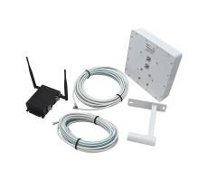 Комплект 3G/4G Kroks KSS15-3G/4G-MR MIMO (Роутер 3G/4G-WiFi, кабель 2x10м, антенна 3G/4G 2x15 дБ) фото 1