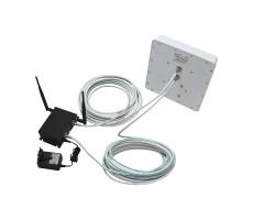 Комплект 3G/4G Kroks KSS15-3G/4G-MR MIMO (Роутер 3G/4G-WiFi, кабель 2x10м, антенна 3G/4G 2x15 дБ) фото 2