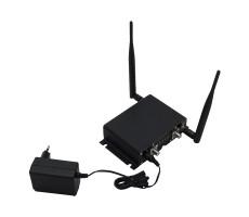 Комплект 3G/4G Kroks KSS15-3G/4G-MR MIMO (Роутер 3G/4G-WiFi, кабель 2x10м, антенна 3G/4G 2x15 дБ) фото 3