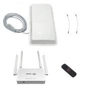 Усилитель 3G/4G Дача-Универсал USB на базе антенны 2x15 дБ со встроенным модемом