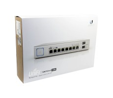 Коммутатор Ubiquiti UniFi Switch 8-150W (8 x 1000 Mbps) фото 7