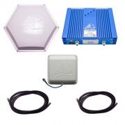 Комплект Baltic Signal для усиления GSM/LTE 1800 и 3G (до 800 м2)