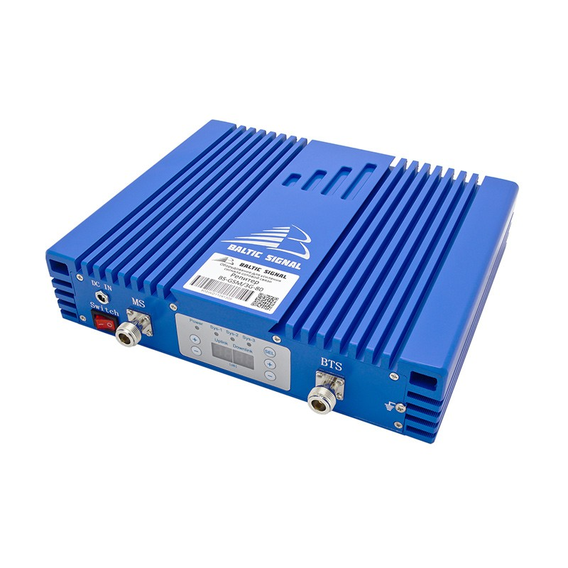 Репитер GSM+3G Baltic Signal BS-GSM/3G-80 (80 дБ, 1000 мВт)