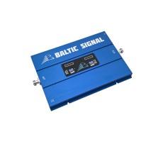 Репитер GSM900+GSM/LTE1800 Baltic Signal BS-GSM/DCS-70 (70 дБ, 200 мВт) фото 1