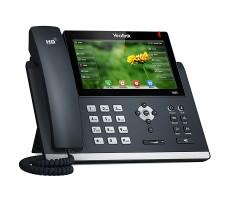 IP-телефон Yealink SIP-T48S фото 2