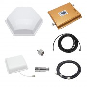 Усилитель GSM+3G Baltic Signal BS-GSM/3G-65-kit (до 200 м2)