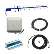 Репитер сотовой связи Baltic Signal BS-GSM-75 с комплектом антенн (до 400 м2)
