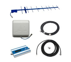 Репитер сотовой связи Baltic Signal BS-GSM-75 с комплектом антенн (до 400 м2) фото 1