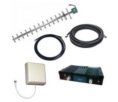 Комплект RF-Link E900-80-27 для усиления GSM фото 1