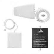 Репитер сигнала сотовой связи Titan-900 PRO с комплектом антенн