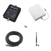 Комплект Vegatel VT-1800/3G-kit для усиления GSM/LTE 1800 и 3G (до 150 м2)