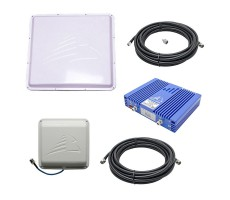 Усилитель сотового сигнала 3G Baltic Signal BS-3G-80-PRO-kit (до 800 м2) фото 1