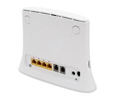 Роутер 3G/4G-WiFi ZTE MF283 белый фото 3