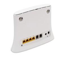 Роутер 3G/4G-WiFi ZTE MF283 белый фото 4