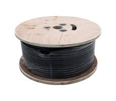 Кабель 5D-FB CCA PVC (черный) фото 6