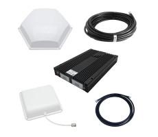 Комплект Baltic Signal для усиления GSM, DCS, 3G, 4G, LTE (до 400 м2) фото 1