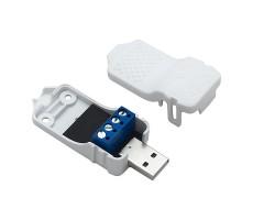Комплект разъемов USB для витой пары фото 3