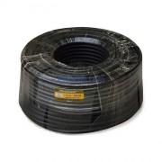 Кабель 12D-FB CCA PVC (черный)