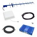 Комплект репитера Baltic Signal BS-GSM-80 для усиления GSM 900 (до 1200 кв.м)