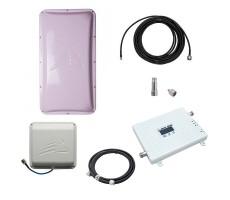 Комплект Baltic Signal для усиления GSM/LTE 1800, 3G и 4G (до 200 м2) фото 1