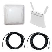 Роутер 3G/4G ZTE MF283 с внешней антенной 3G/4G 2x14 дБ