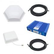 Комплект Baltic Signal для усиления GSM 900 и 3G (до 800 м2)