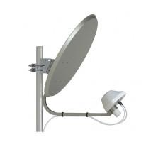 Облучатель 3G/4G UMO-3F MIMO 2x2 (75 Ом) фото 1