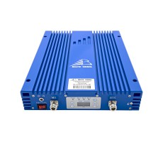 Репитер GSM900+GSM/LTE1800+3G Baltic Signal BS-GSM/DCS/3G-80 (80 дБ, 1000 мВт) фото 2