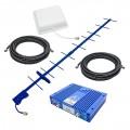 Комплект Baltic Signal BS-GSM-80 PRO для усиления GSM 900 (до 2000 кв.м)