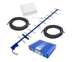 Комплект Baltic Signal BS-GSM-80 PRO для усиления GSM 900 (до 2000 кв.м) фото 1