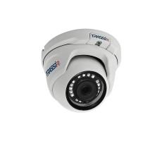 Комплект IP-видеонаблюдения на 4 камеры Trassir фото 2